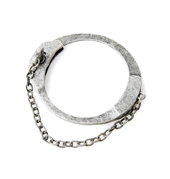 No Escape Cuff Bracelet