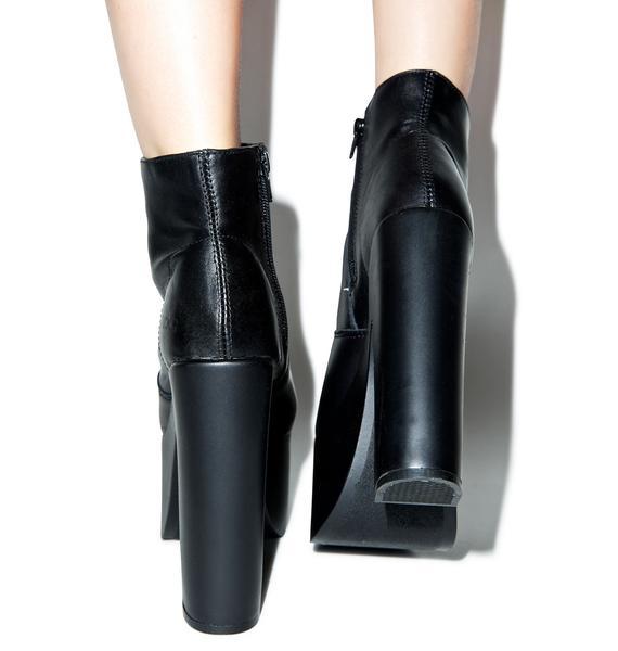 ROC Boots Rollin With Da Homies Platform Boots