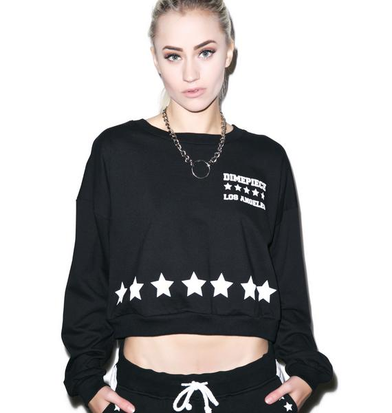 Dimepiece All Star Crop Crewneck