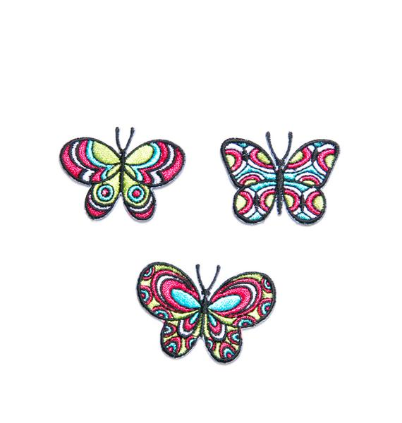 Butterfly Bae Patch Set