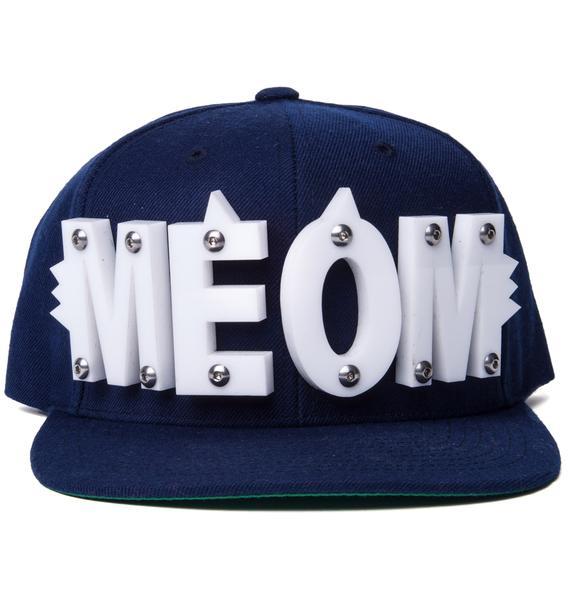 Adeen Meow Snapback