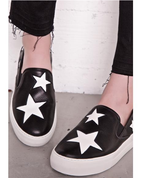America Slip-On Sneakers