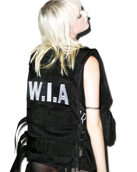 W.I.A Police Waistcoat