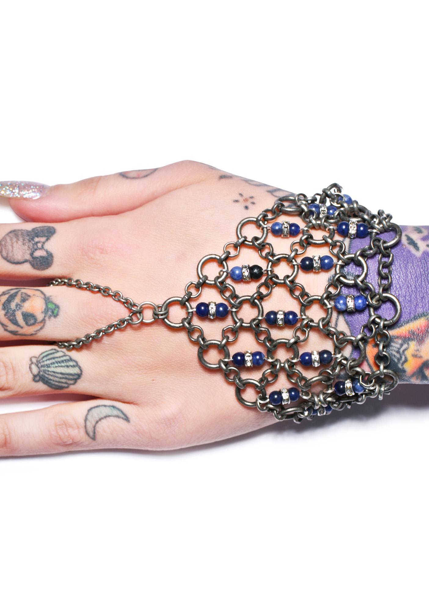 Ettika Break The Chain Hand Harness