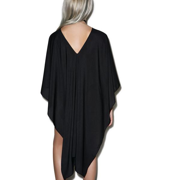 Iron Fist Loose Tooth Poncho