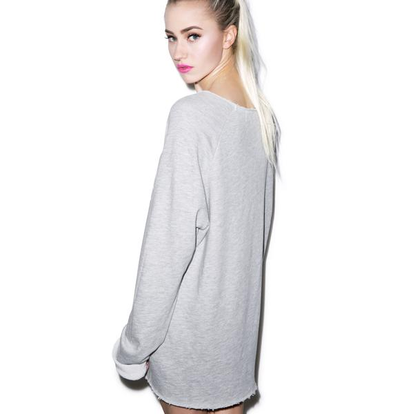 Wildfox Couture Run Forever Morning Sweatshirt