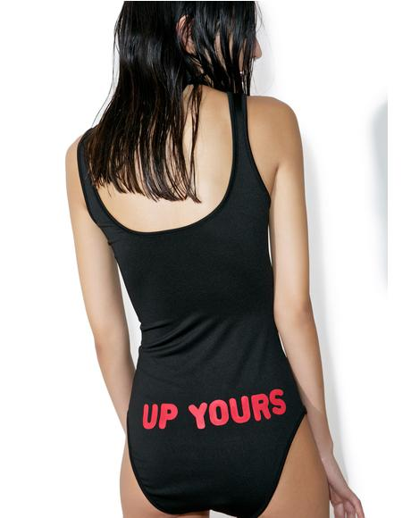 Up Yours Bodysuit