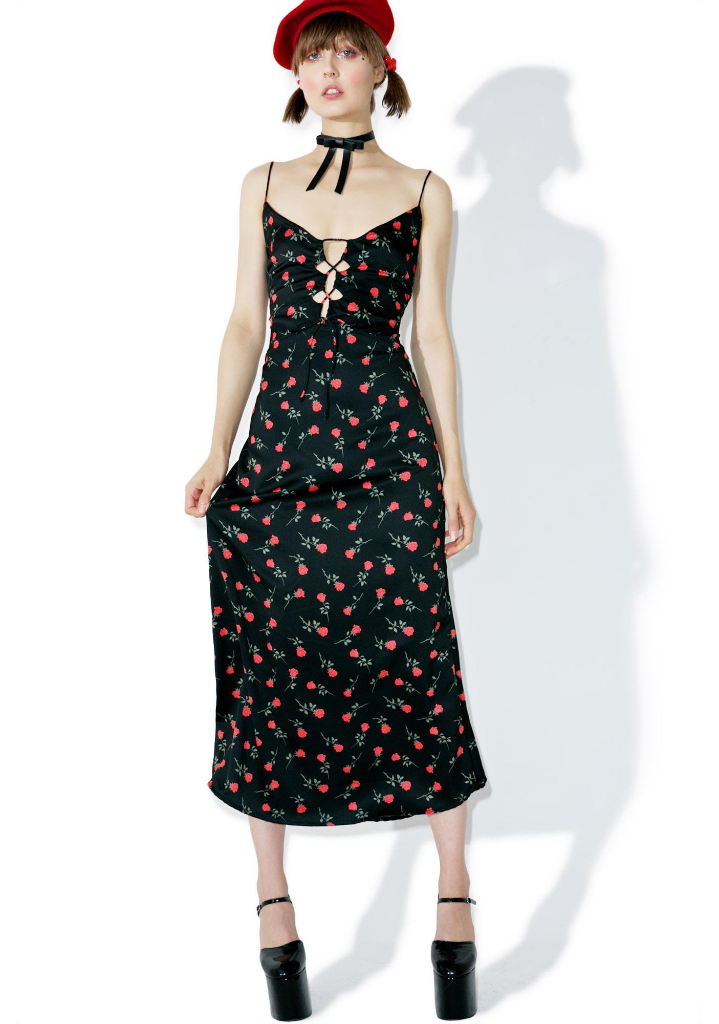 Motel Aster Maxi Dress