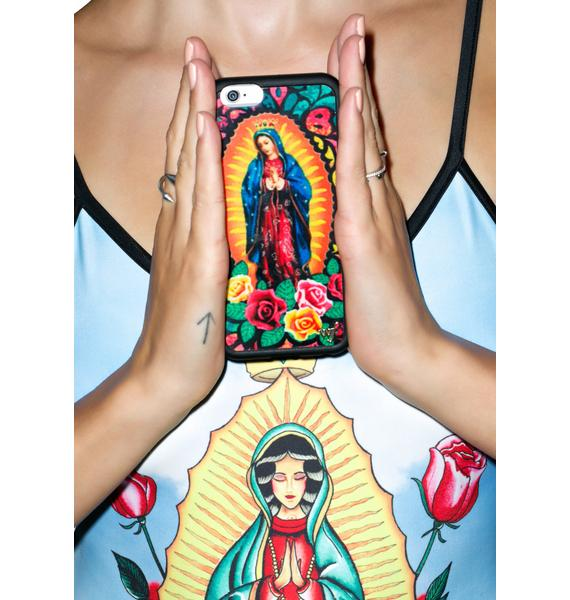 Bless Up iPhone Case