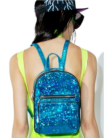 Mermaid Party Mini Backpack