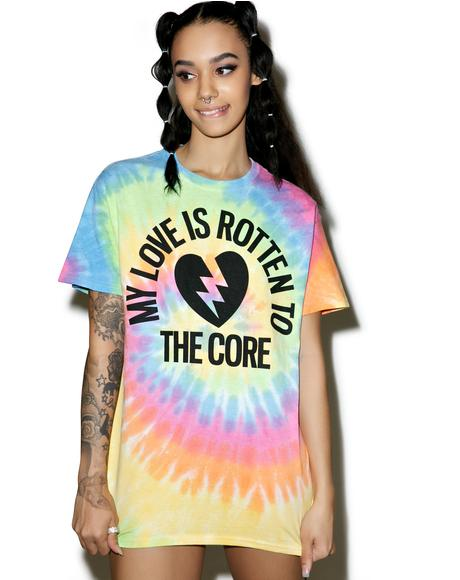Rotten 2 The Core Tee