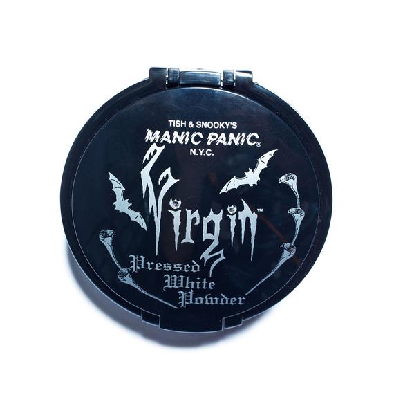 Manic Panic Virgin Pressed Powder Compact