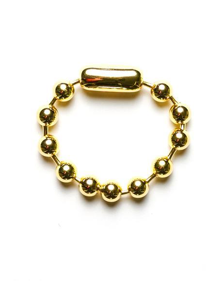 Ballchain Bracelet