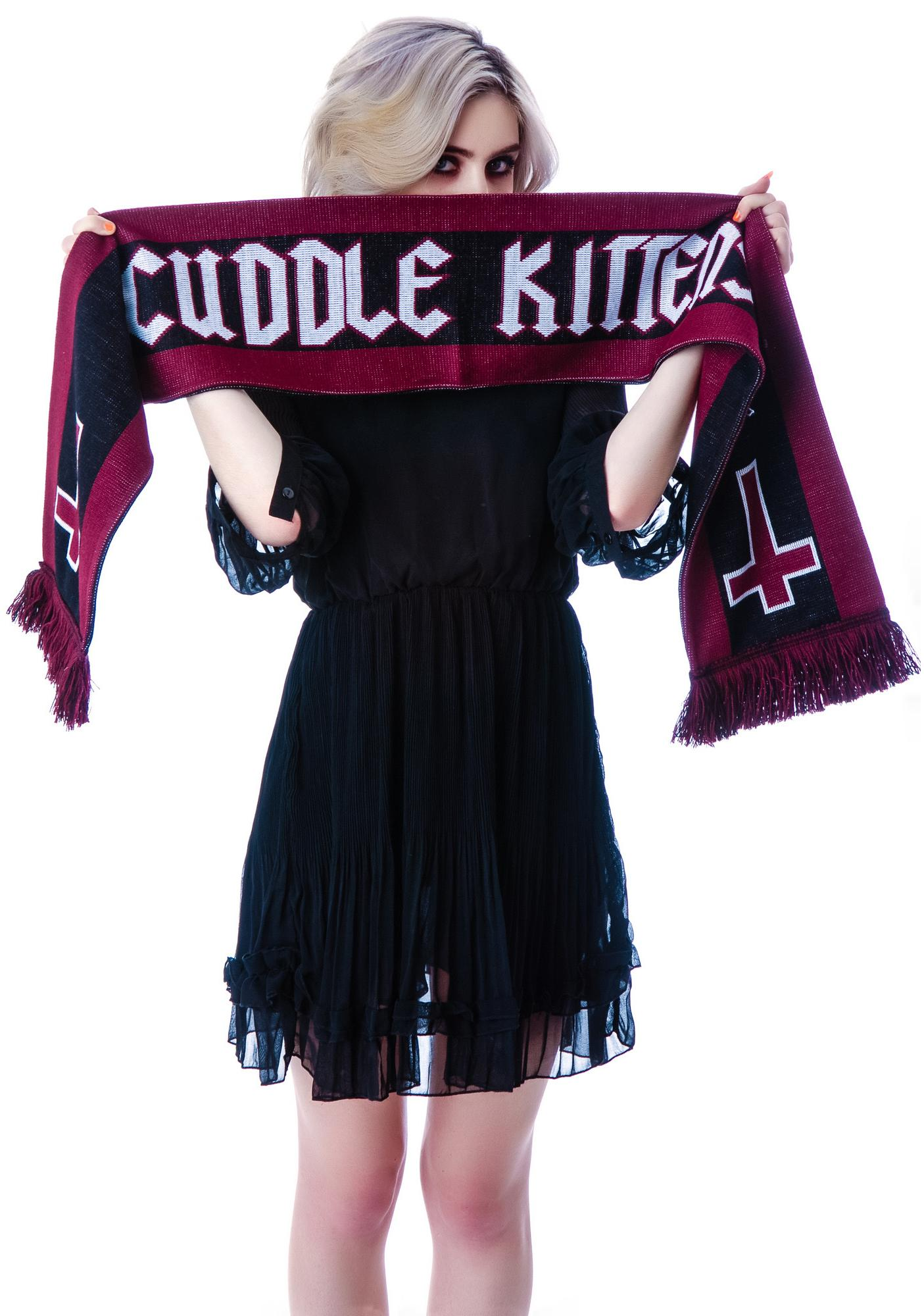 Cuddle Kittens Scarf
