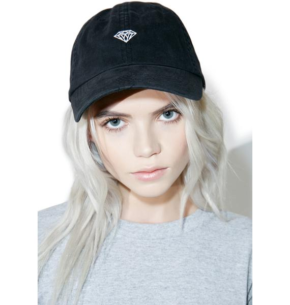 Diamond Supply Brilliant Dad Hat