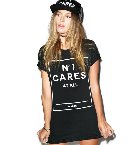 Reason No 1 Cares Box Tee