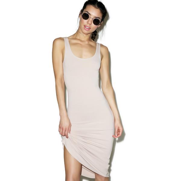 Body Party Buff Maxi Dress