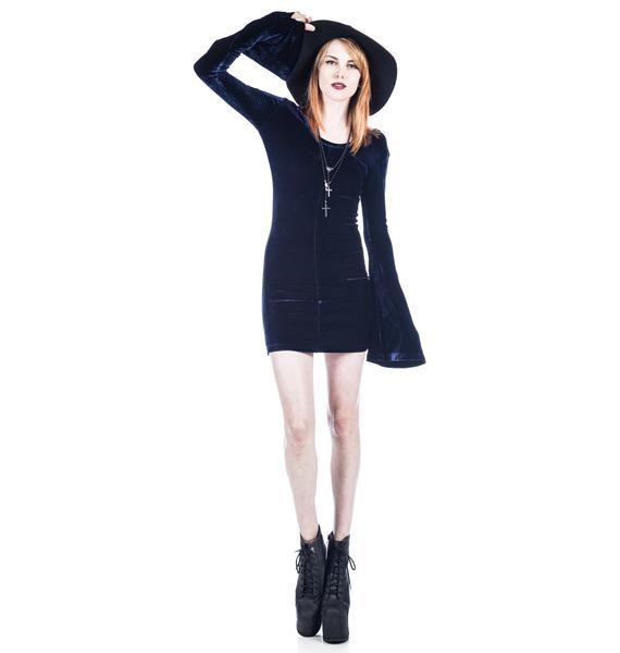 One Teaspoon Travolta Mini Dress