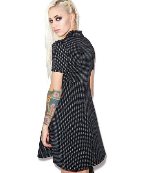 Sourpuss Clothing Cherries Rosie Dress