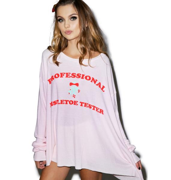 Wildfox Couture Trust Me, I'm A Professional Effortless Thermal