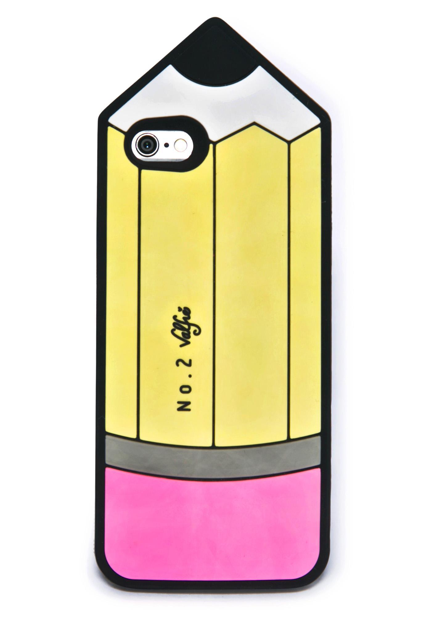 Valfré Pencil 3D iPhone Case