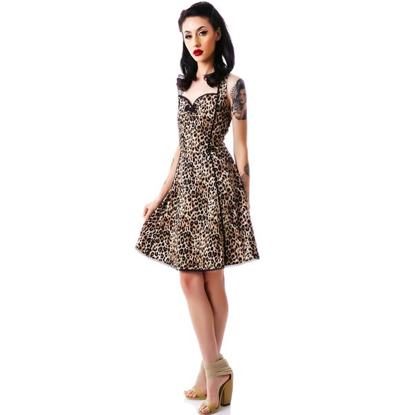 Sourpuss Clothing Lucille Dress
