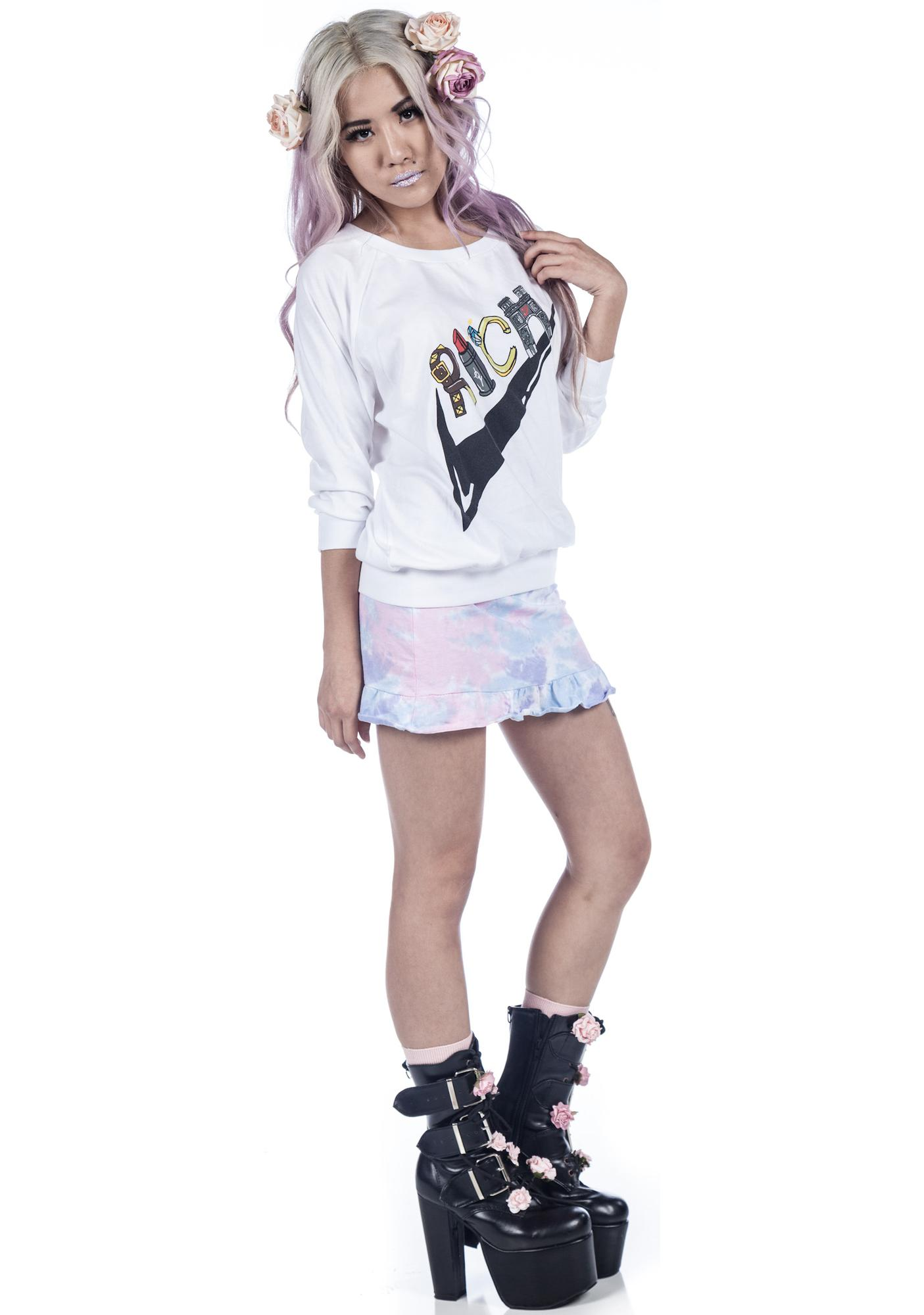 Joyrich Rich Traveler Long Sleeve Tee