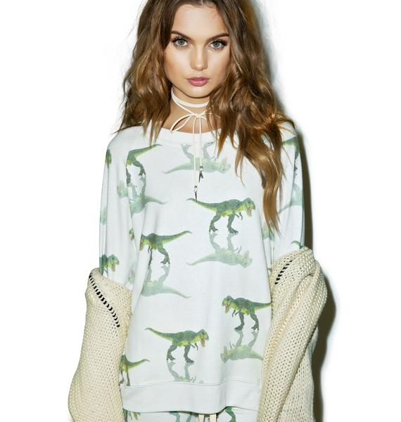 All Things Fabulous T Rex Jumper