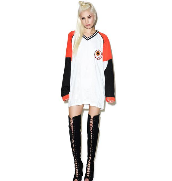 Mishka Keep Watch Hockey Jersey