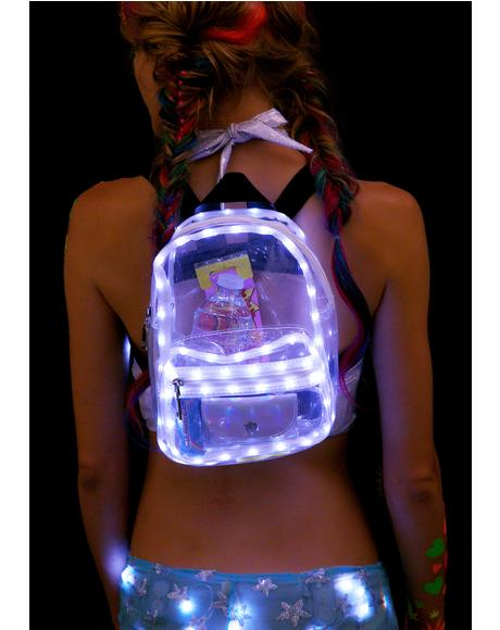 Light Show Mini Backpack