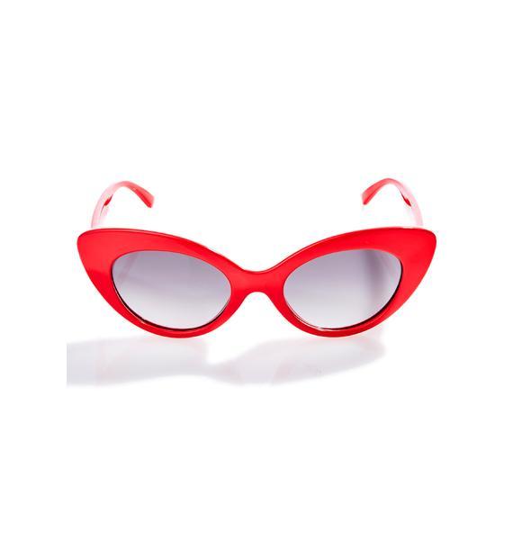 Crap Eyewear The Cherry Wild Gift Sunglasses