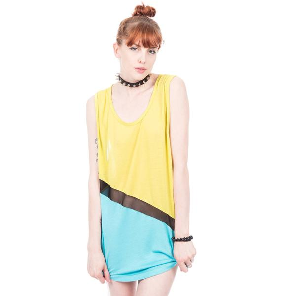 Coveted Society Tank Dress