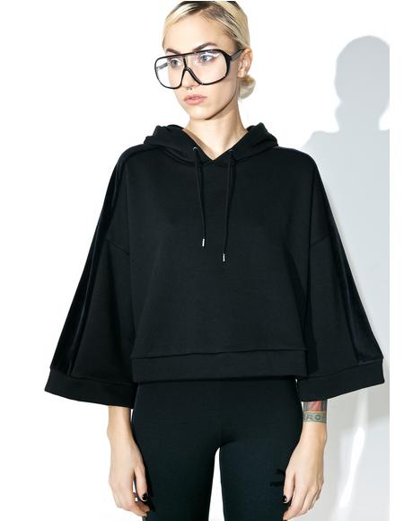 Xtreme Cropped Hoodie