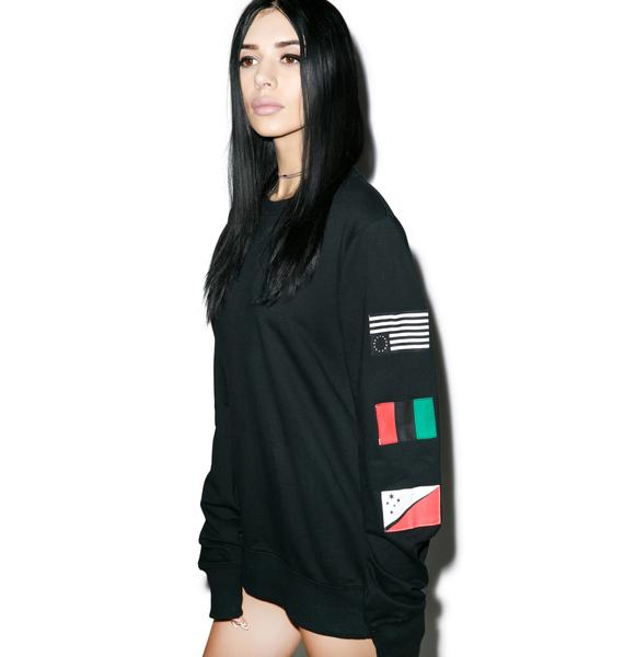 Black Scale Pandemic Top
