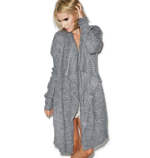 Somedays Lovin Comfort Inn Knit Cardi