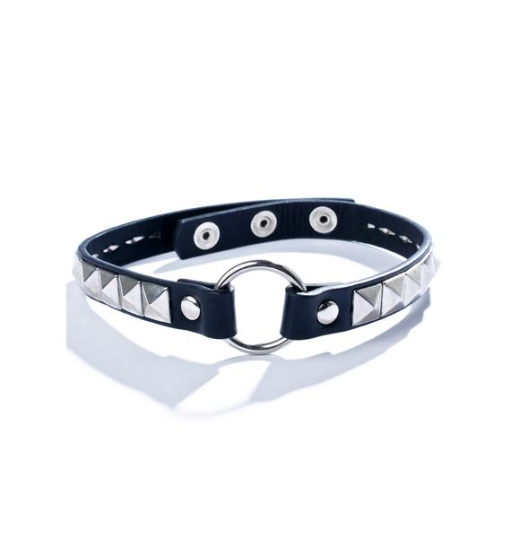 Tension O-Ring Choker
