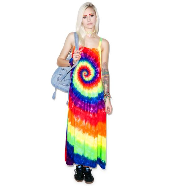 Day Trippin' A-Line Dress