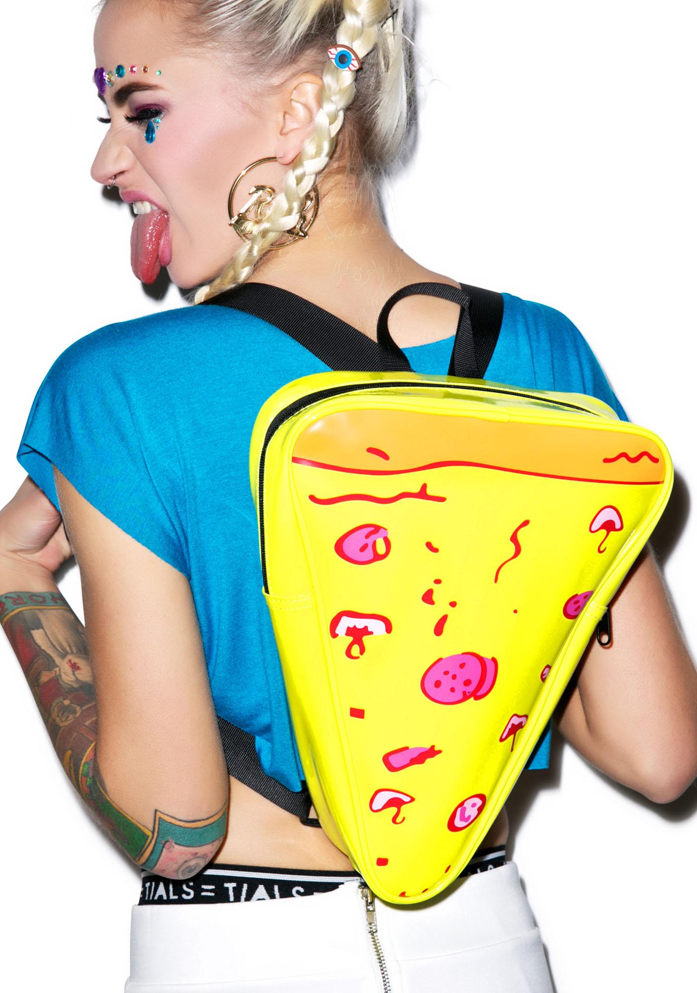 Pizza By The Slice Backpack
