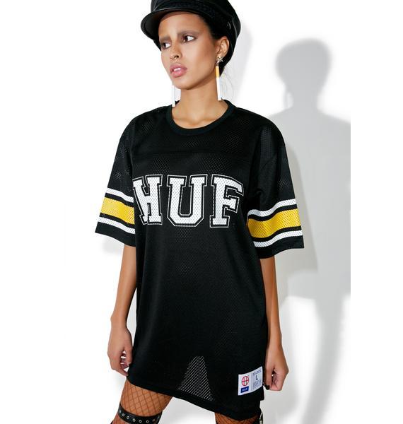 HUF Hail Mary Mesh Football Jersey