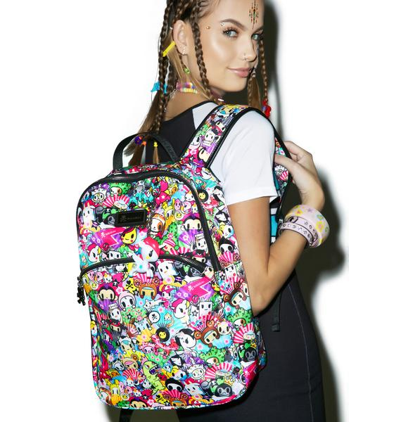 Tokidoki Superfan Collection Backpack
