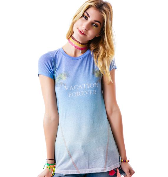 Wildfox Couture Vacation Forever Classic Crew