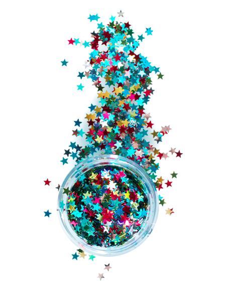 Rainbow Deity Glitter