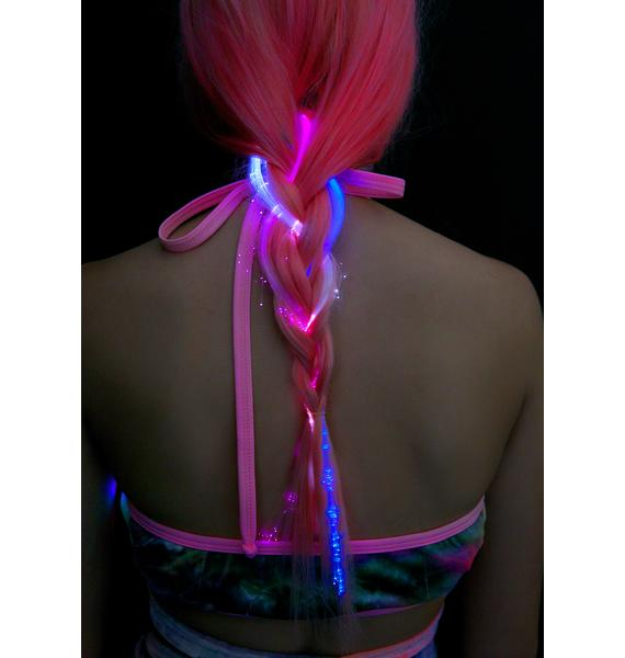 Luminous Light-Up Hair Clip