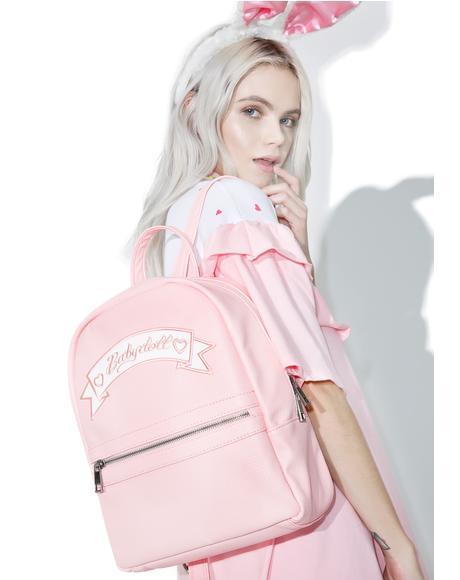 Babydoll Mini Backpack