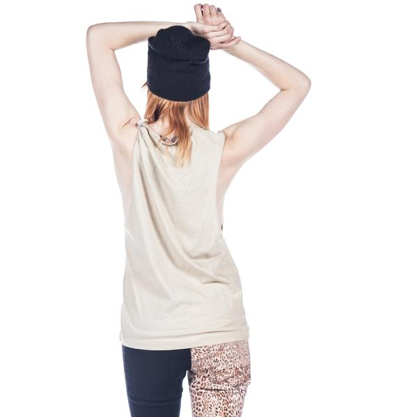 Bess NYC Skully Logo Tank