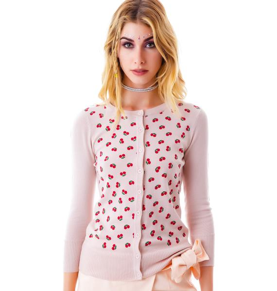 Pop My Cherries Cardigan