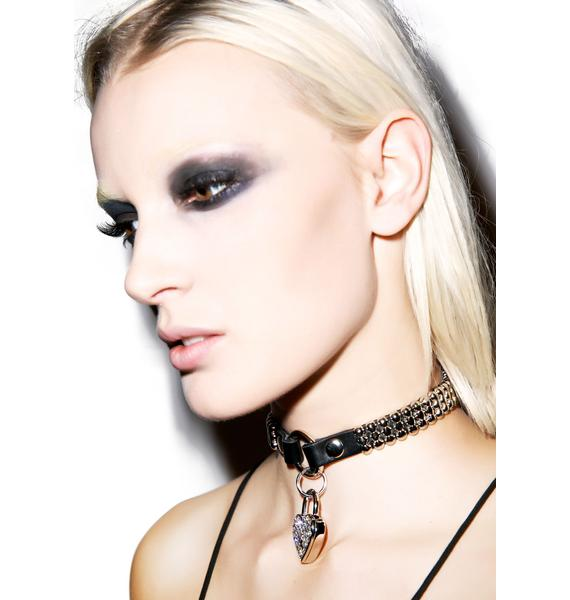 Club Exx Number One Studder Choker