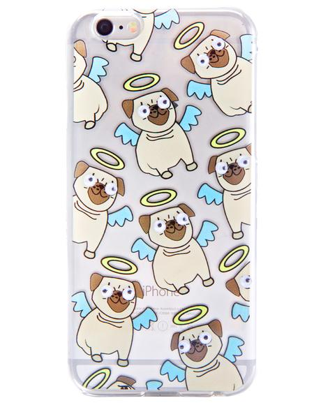 Googly Pug iPhone 6/6+ Case