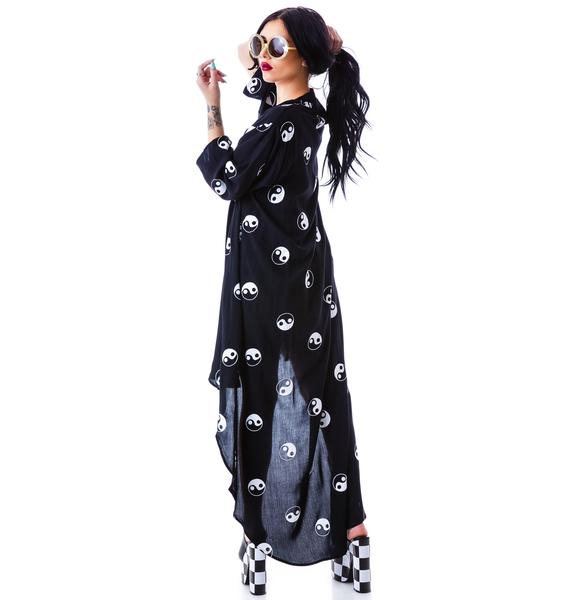 Zen Yin Yang Kimono