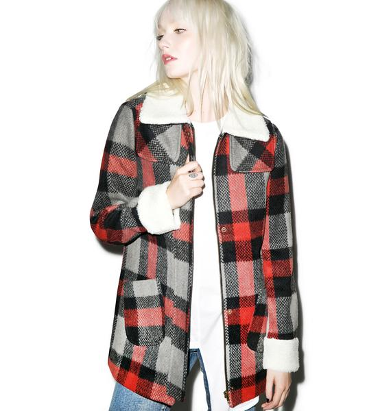 Miracle Mile Retro Coat